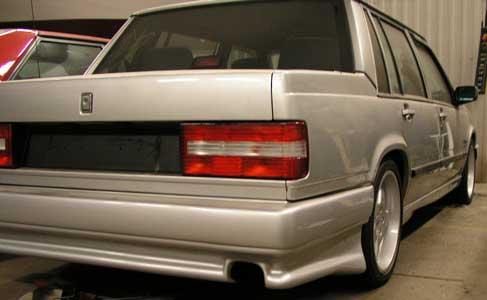 Volvo 740 2.3 Turbo