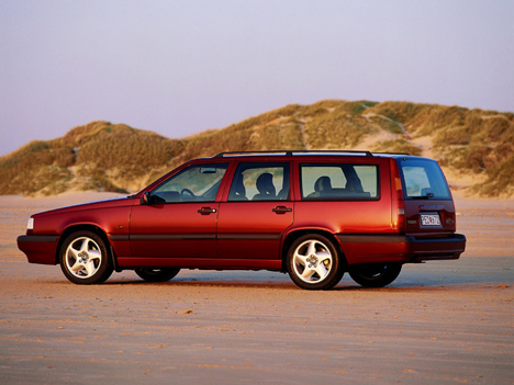 Volvo 850 2.3 T5 AT