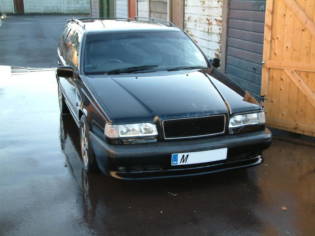 Volvo 850 2.3 T5 MT