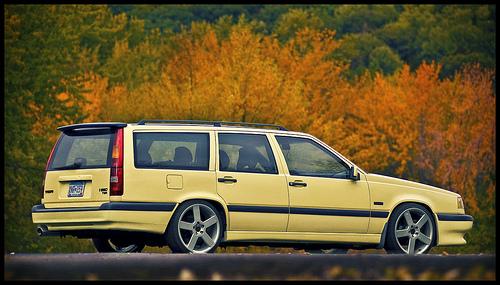 Volvo 850 T5 R Estate