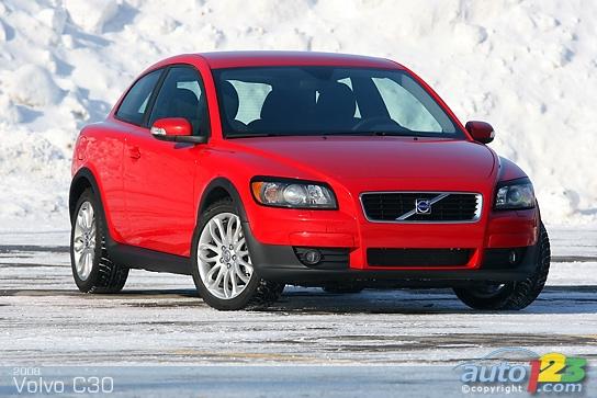 Volvo C30 2.4