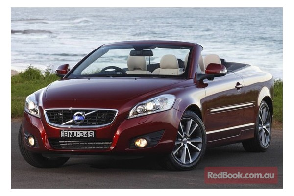 Volvo C70 2.5 T5 Geartronic