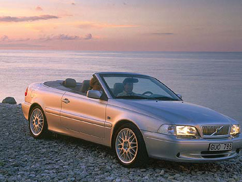Volvo C70 2.0 20V Turbo