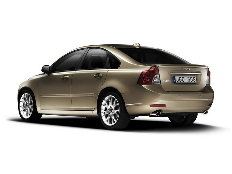 Volvo S40 1.8 125hp MT