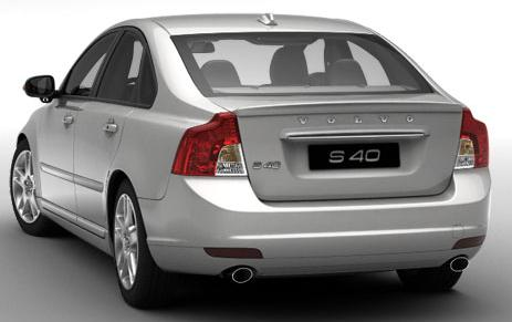 Volvo S40 2.0 Powershift
