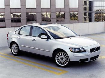 Volvo S40 2.4 170hp AT