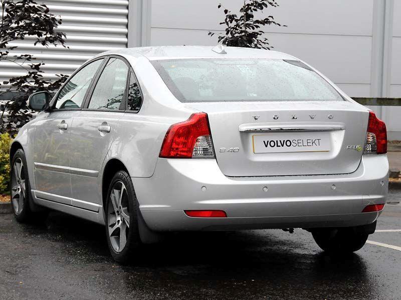 Volvo S40 D2 DRIVe