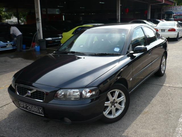 Volvo S60 2.0T