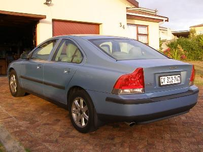 Volvo S60 2.3 T5 Automatic