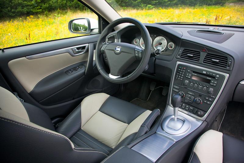 Volvo S60 2.4 Bi-Fuel