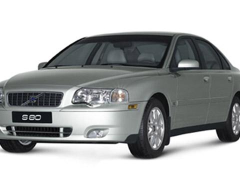 Volvo S80 2.4 140hp AT