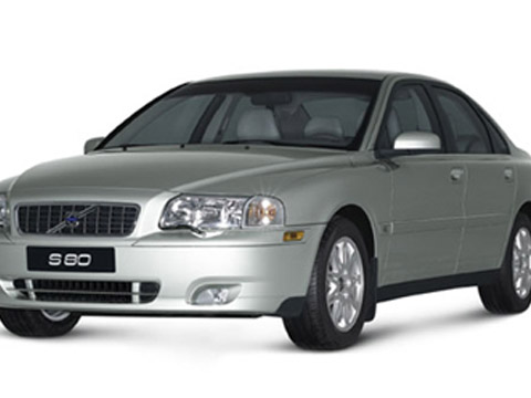 Volvo S80 2.5 TDI AT