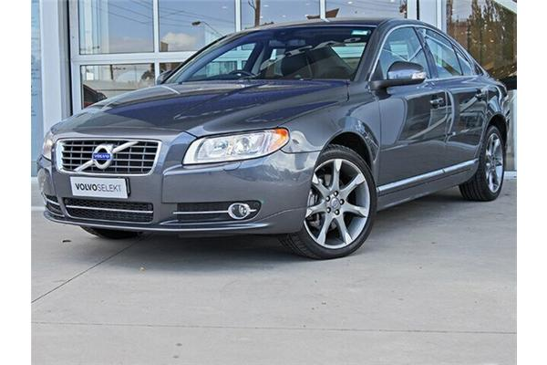 Volvo S80 T6 Geartronic
