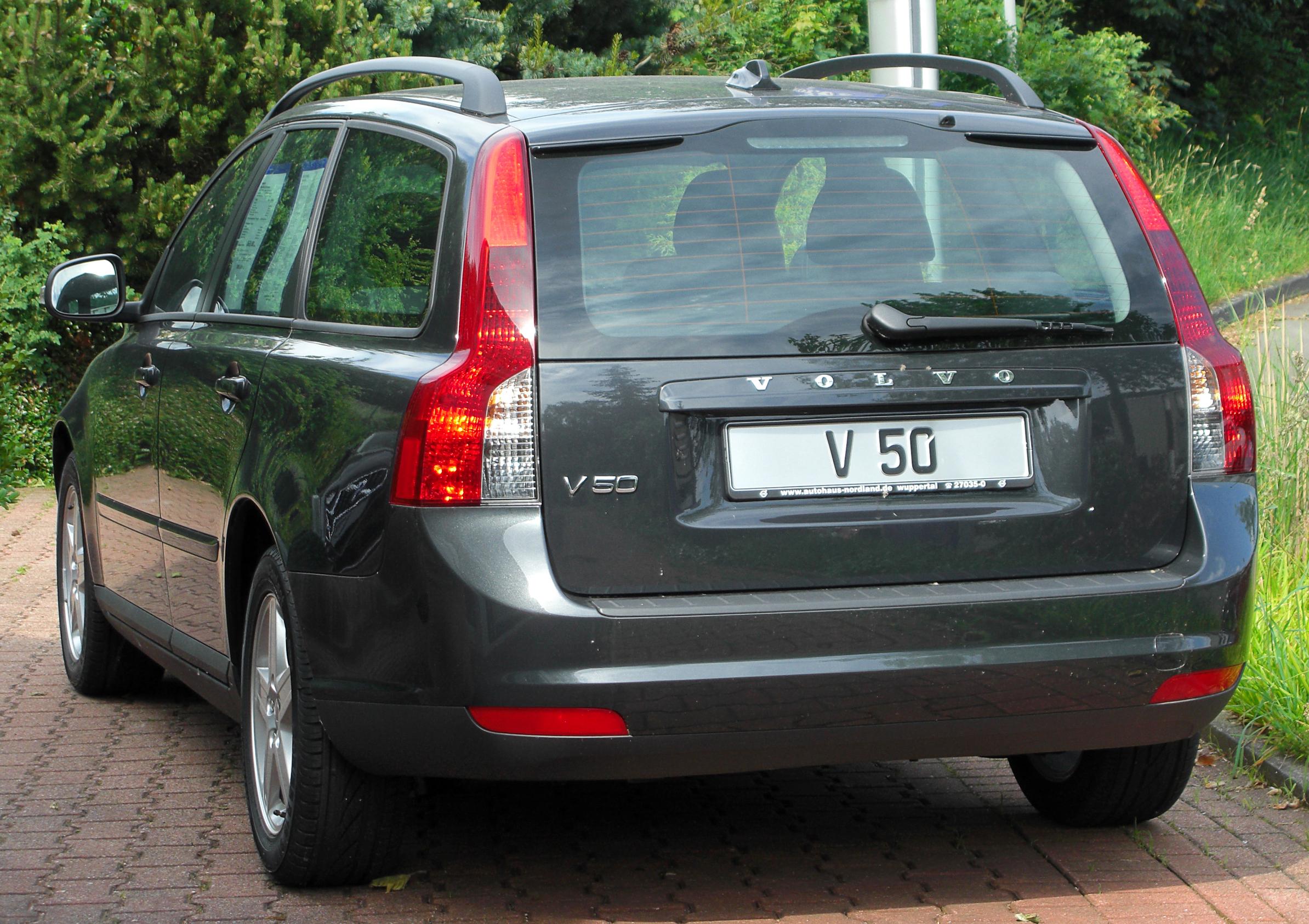 Volvo V 50 2.0 D