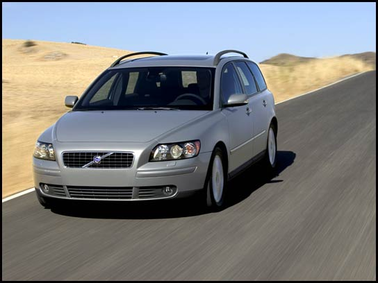 Volvo V50 2.4i Automatic