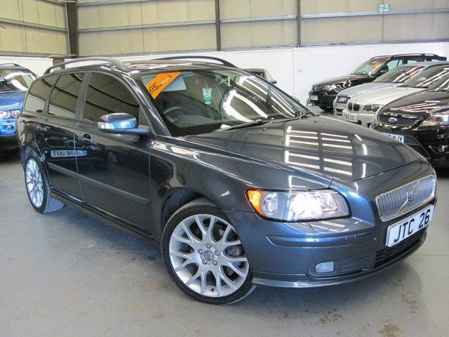 Volvo V50 2.4i Geartronic