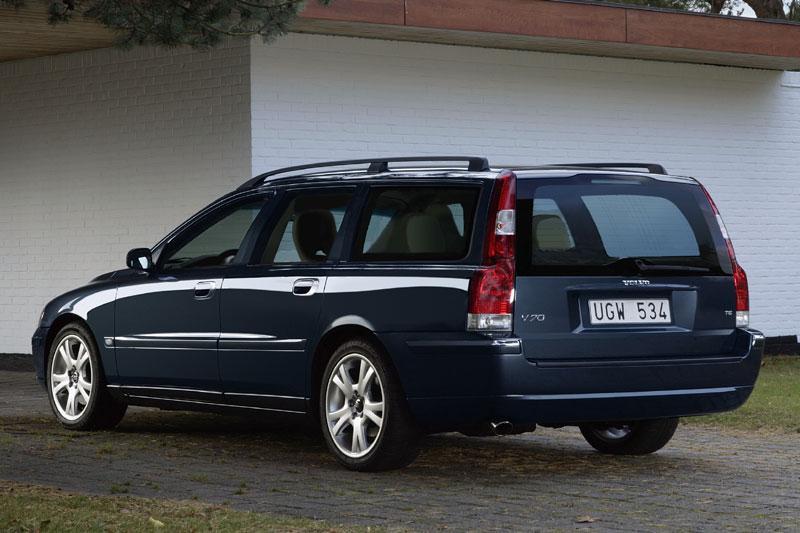 Volvo V70 2.4 Bifuel Kinetic