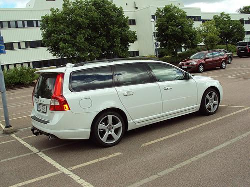 Volvo V70 2.5 R