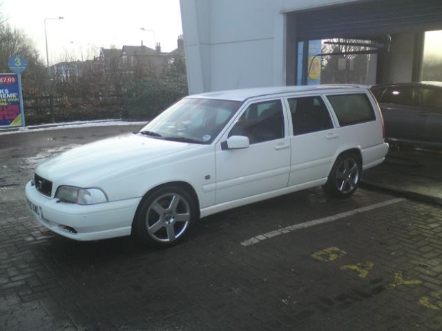 Volvo V70 2.5 T