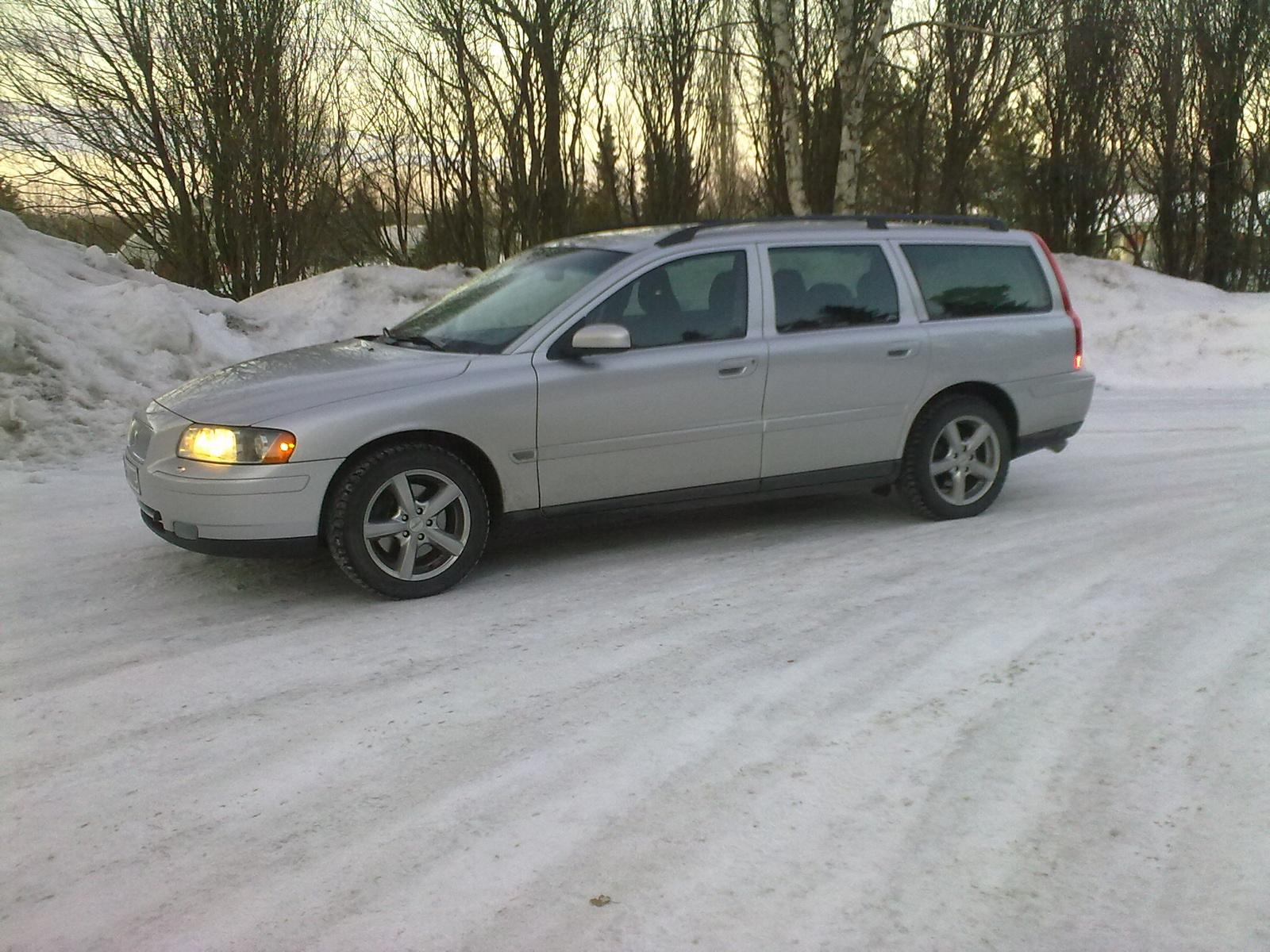 Volvo V70 2.5T