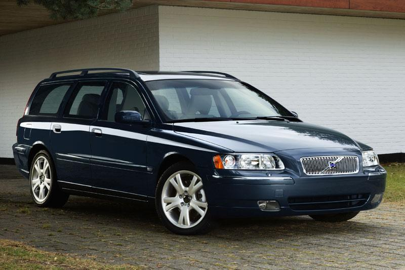 Volvo V70 2.5T Kinetic AWD