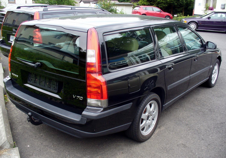 Volvo V70 2.4 D