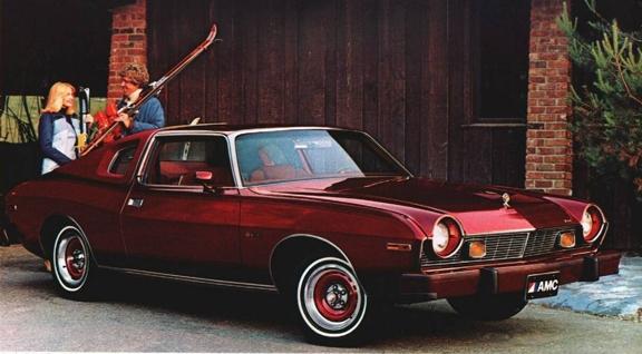 AMC Matador X Coupe