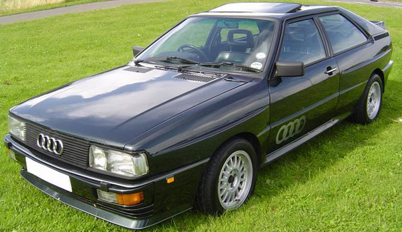Audi Quattro Turbo