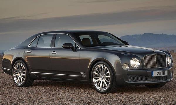 Bentley Mulsanne 6.75 V8 512hp AT