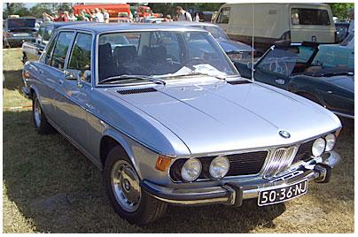 BMW 2500 2800