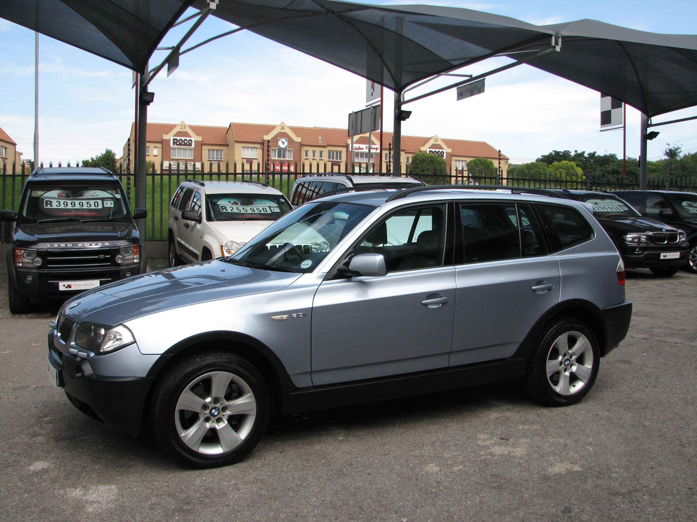 View Of Bmw X3 2 5i Sports Activity Photos Video Features And Tuning Gr8autophoto Com