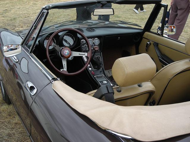 Alfa Romeo 1750 Spider Veloce