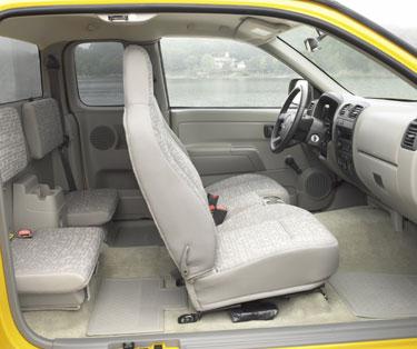 Chevrolet Colorado Extended Cab 3LT