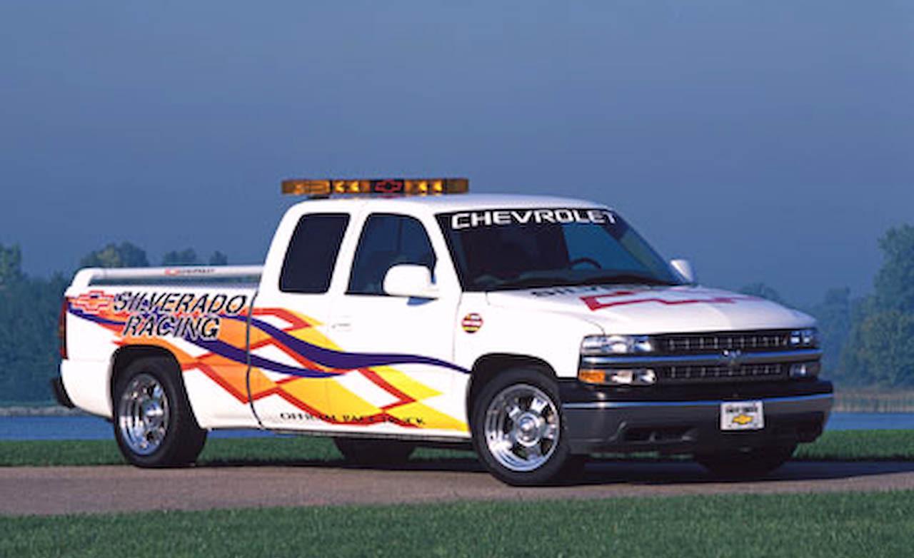 Chevrolet Silverado Pace Truck
