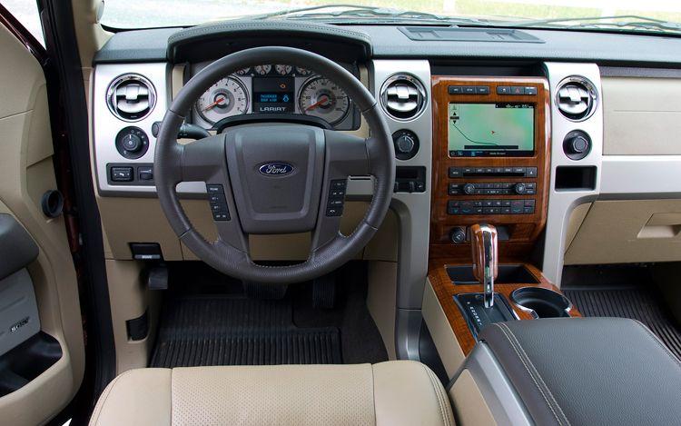 Ford F-150 Series Lariat