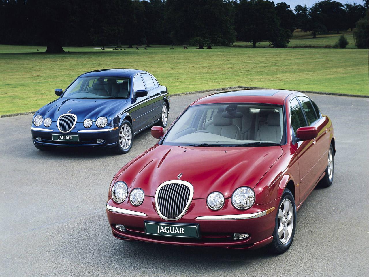Jaguar Type S