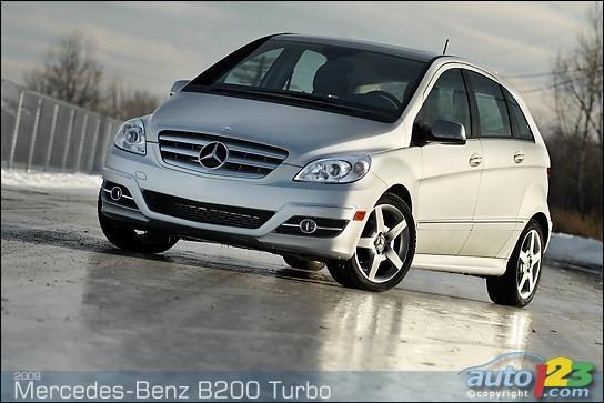 Mercedes-Benz A 200 Turbo AT