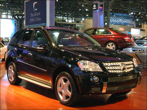 Mercedes-Benz GL 450 CDi