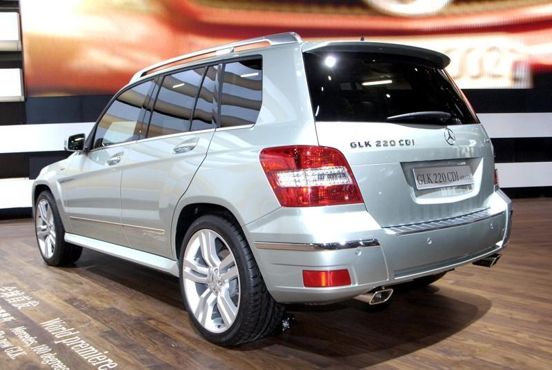 Mercedes-Benz GLK 220 CDI AT