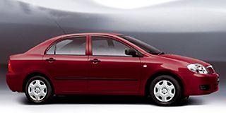 Toyota Corolla 140i