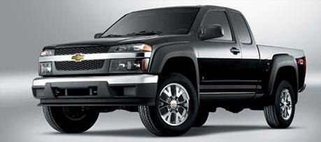 Chevrolet Colorado Extended Cab