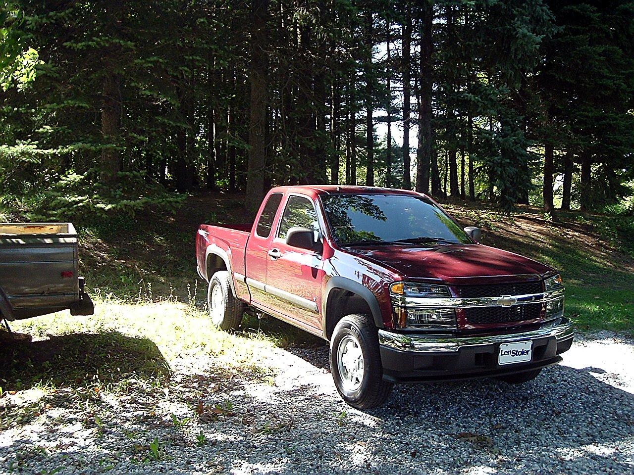 Chevrolet Colorado Extended Cab 4WD