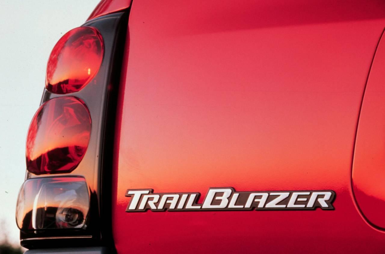 Chevrolet Trailblazer 4.2 AT 1SF1