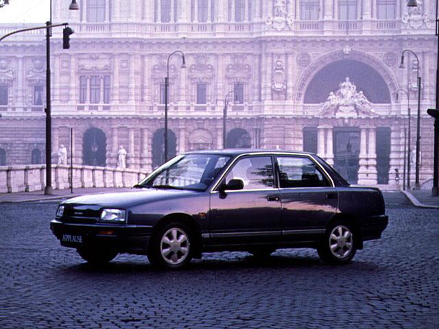 Daihatsu Applause 4WD