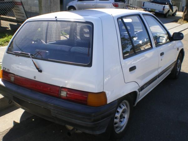 Daihatsu Charade 1.3