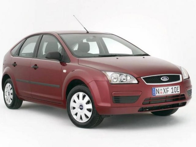 Ford Focus 1.8 TDCi Turnier