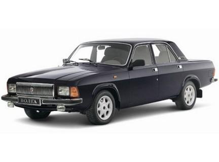 GAZ «Volga» 3102 2.3 i