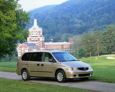 Honda Odyssey 3.0 V6