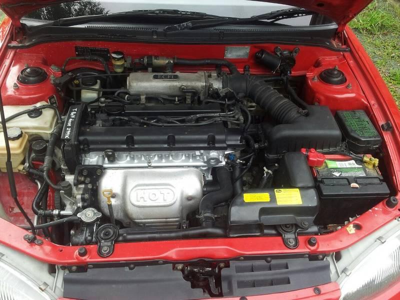 Hyundai Lantra 1.8 16V