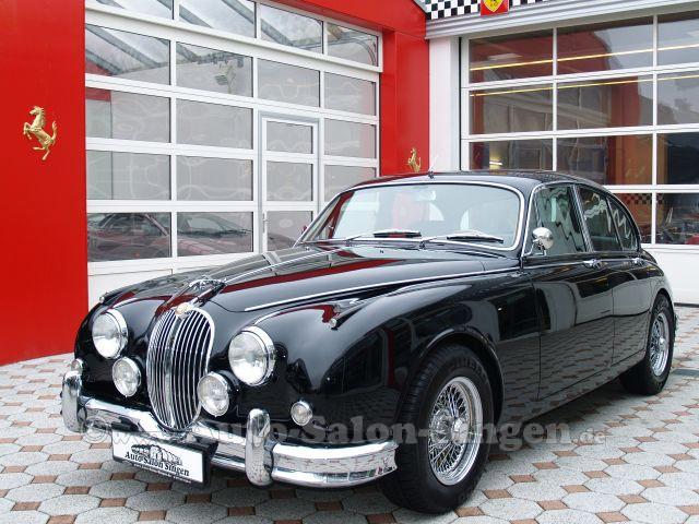 Jaguar MK II 2.4